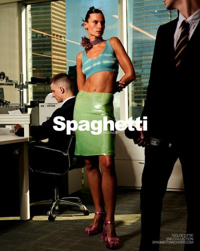 Spaghetti Archives - © Richie Talboy
